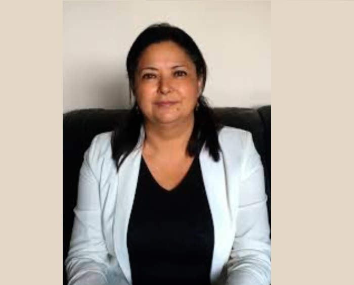 Loubna Cherif Kanouni, fondatrice de l'Amicale marocaine des infirmités motrices cérébrales (AMI)