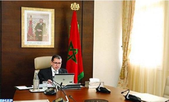 Saâd Dine El Otmani appelle les citoyens à faire preuve de patience et à respecter la quarantaine
