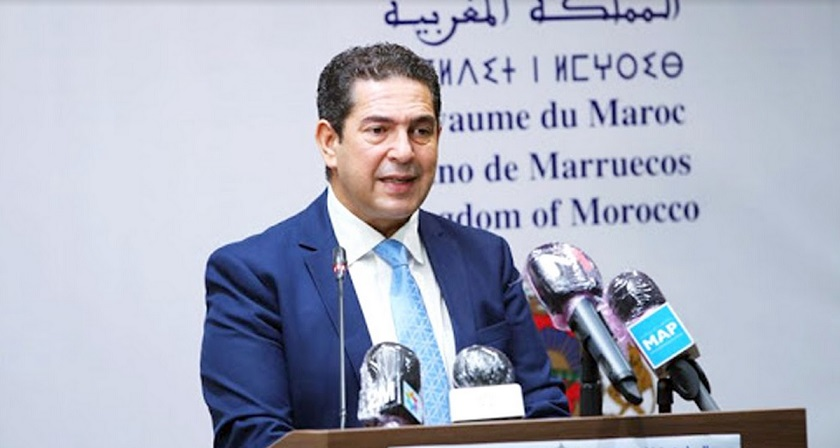 Saaïd Amzazi : Il n'y aura pas d'année blanche pour cause de pandémie