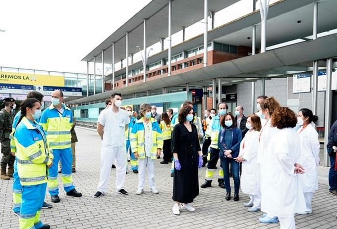Cinq choses à savoir sur la pandémie de coronavirus en Espagne