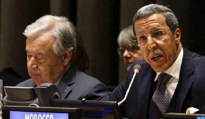 Le Maroc mobilise les Etats membres de l'ONU pour appuyer l'appel d'António Guterres à protéger les femmes durant le confinement