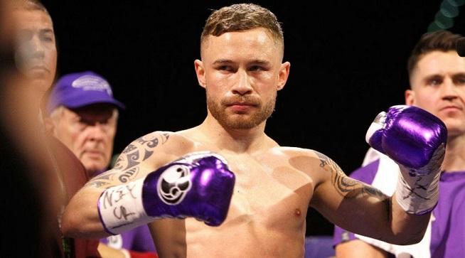 Carl frampton champion boxer irlande du nord t shirt