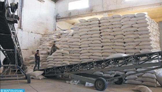 400.000 qx d'orge subventionnée seront distribués aux éleveurs de la région de l'Oriental en avril et mai