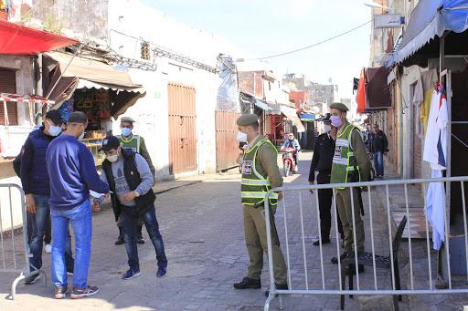 25.857 personnes poursuivies en justice pour violation de l'état d'urgence sanitaire