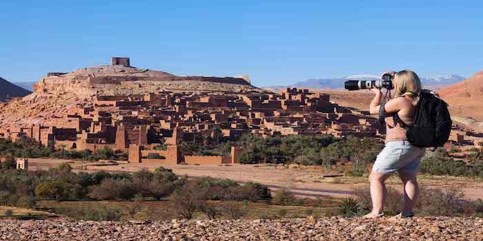 """Genesis"" va reprendre  son tournage à Ouarzazate"