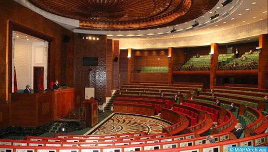 La Chambre des conseillers met son budget au service de la gestion de la crise sanitaire