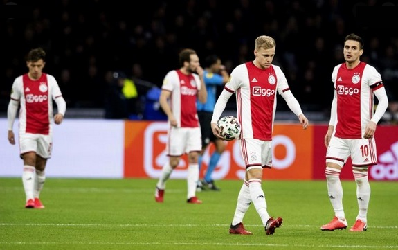 Vers un arrêt définitif du championnat aux Pays-Bas