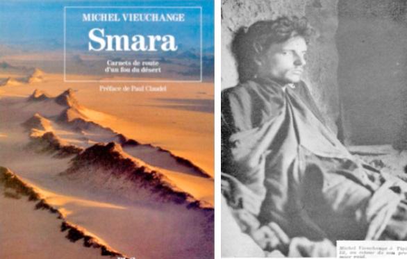 Le périple de Michel Vieuchange d'El Jadida à Smara