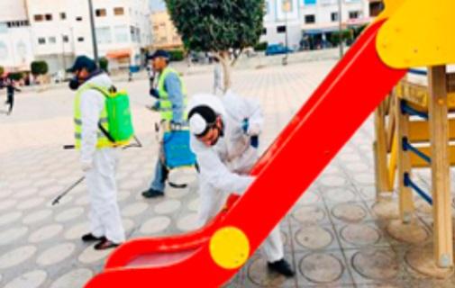 La société civile d'Al Hoceima au coeur du combat contre le coronavirus