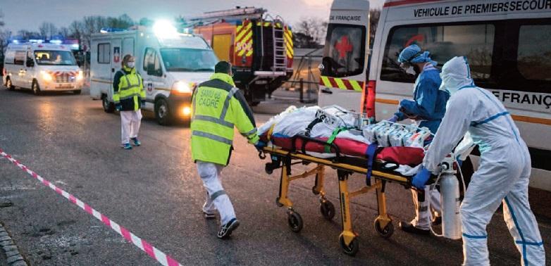 La barre des 200.000 morts est franchie, alors que la menace d'une deuxième vague meurtrière plane toujours
