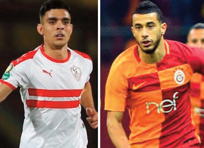 Bencharki et Belhanda se rapprochent de la Ligue 1