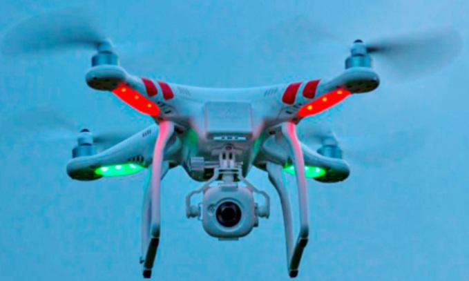 Des drones à Témara pour veiller au respect des mesures préventives