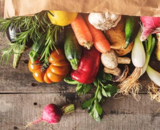 Consommer beaucoup de légumes pour limiter le risque d'accouchement prématuré