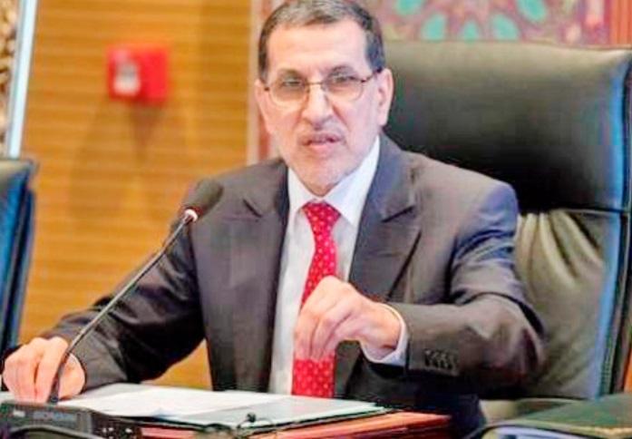 Saad Dine El Otmani s'enquiert de l'état du marché