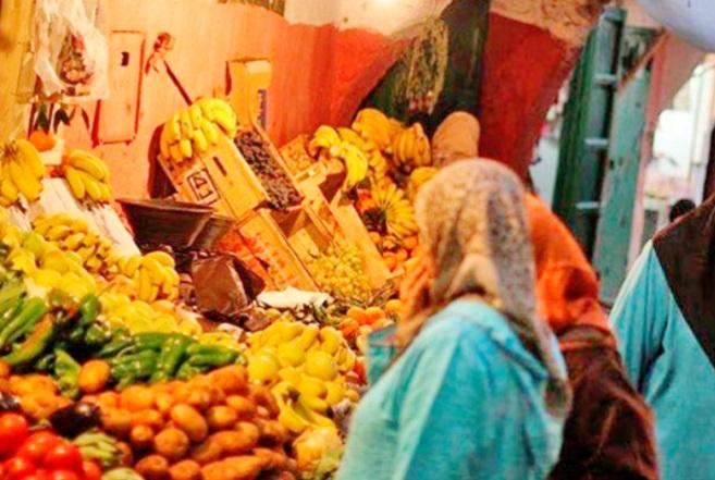 Etals achalandés et prix stables à Marrakech