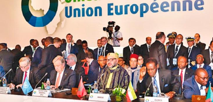 L'Union européenne salue l'initiative Royale pour l'Afrique
