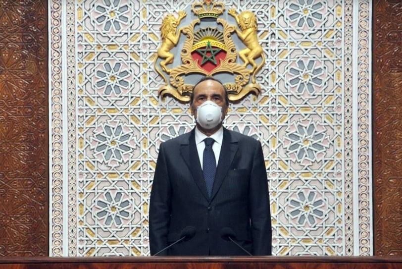 Habib El Malki se réunit avec les présidents des groupes et groupement parlementaires ...