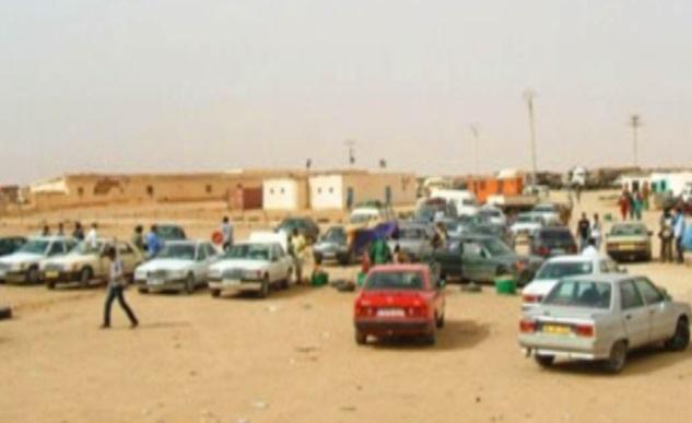 Exode massif des habitants des camps de Tindouf vers la Mauritanie