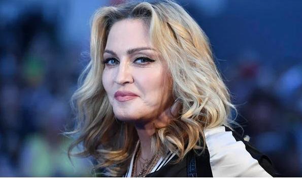 Madonna infectée par le Covid-19 quand elle était à Paris