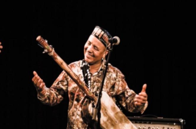 Majid Bekkas revisite l'Hymne à la joie sur des airs gnaoua