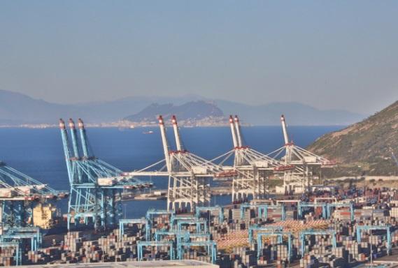Tanger Med et Baie d'Algésiras poursuivent leurs opérations d'import-export