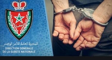 Interpellations à Salé pour violence à l'encontre d'un policier