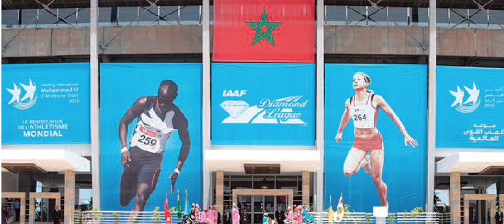 Annulation des meetings de Rabat, Londres et Zurich