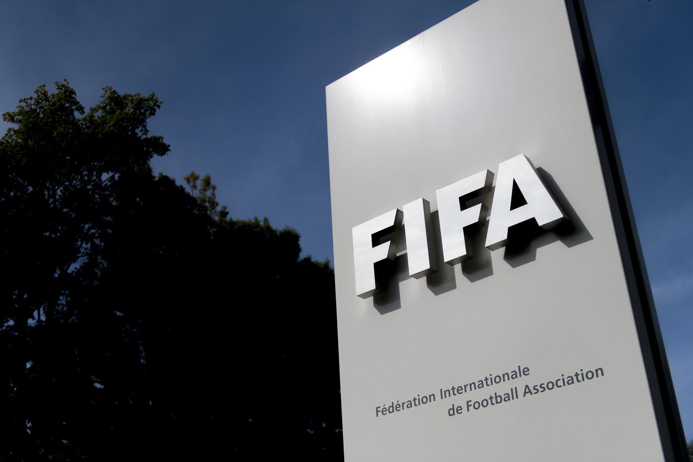 Congrès virtuel de la Fifa en septembre