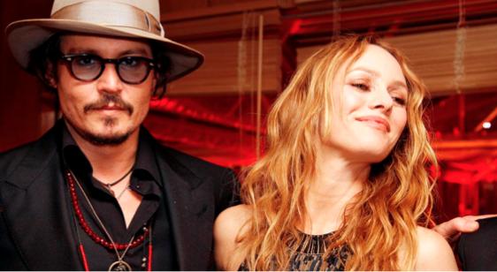 Johnny Depp soutenu par Vanessa Paradis dans  son procès en diffamation contre The Sun