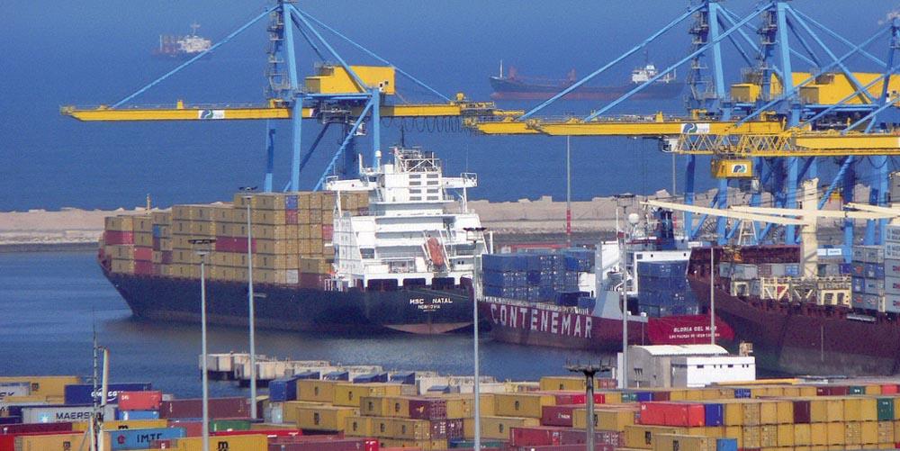L'activité portuaire maintient son trend haussier