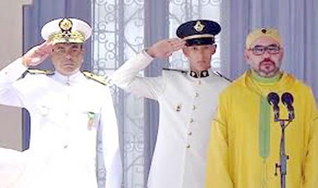 S.M le Roi adresse un Ordre du jour aux FAR à l'occasion de leur 64ème anniversaire