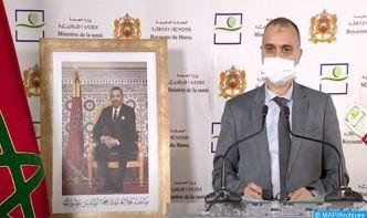 Dépôt d'un brevet  marocain de logiciels  de gestion et de suivi des épidémies