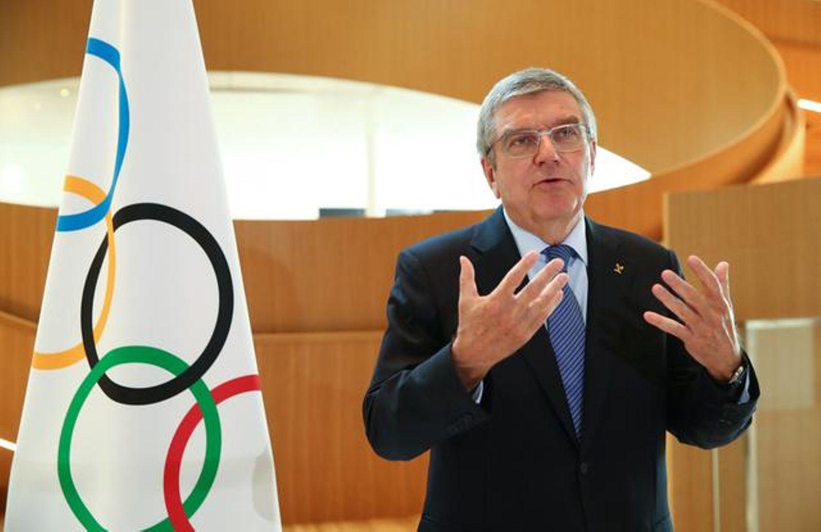 Thomas Bach : Les JO de Tokyo seront annulés s'ils ne se déroulent pas en 2021