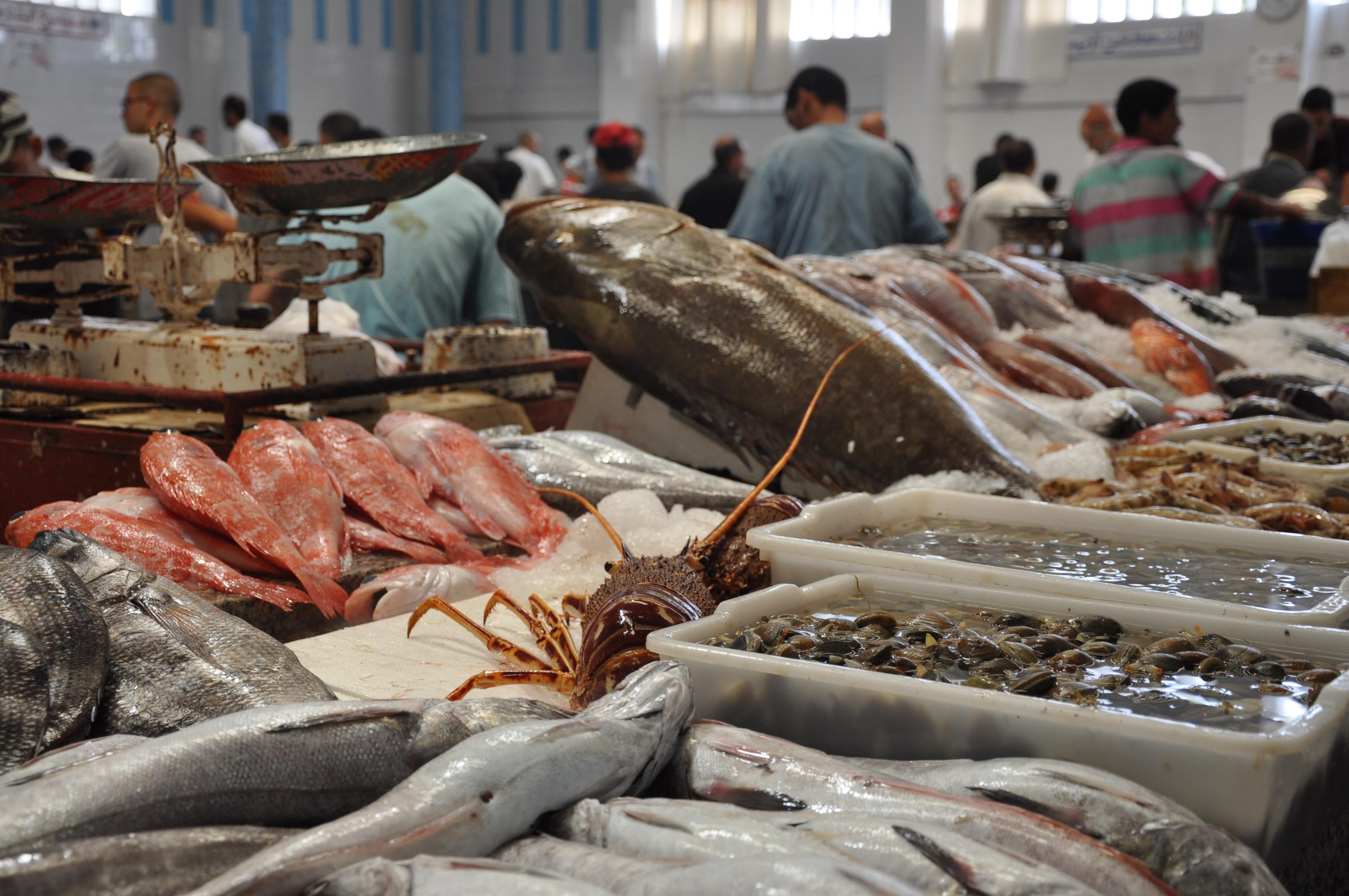 Le prix du poisson poursuit son ascension