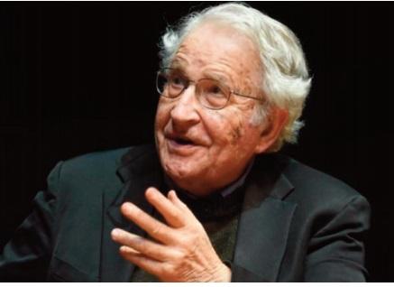 Noam Chomsky: Les Etats-Unis courent au précipice