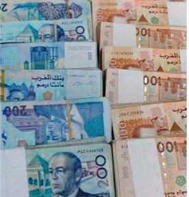 Le dirham se déprécie  de 0,66% face à l'euro