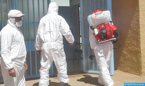 Programme intégré pour lutter contre le coronavirus à Asilah