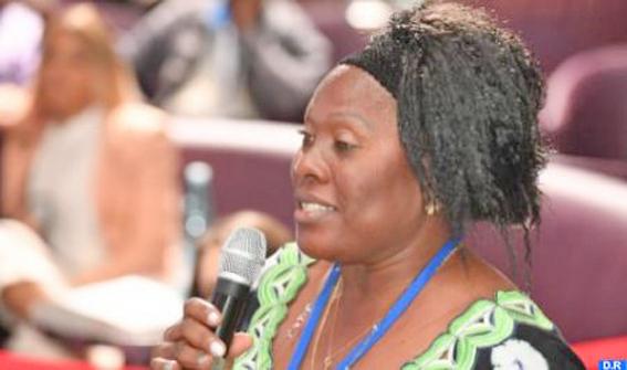Grace Njapau Efrati : Le Plan d'autonomie, seule solution au différend sur le Sahara