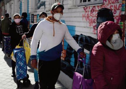 Coronavirus: Un coût économique, social et sanitaire hors du commun