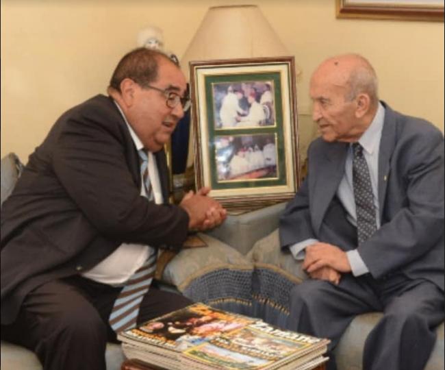 Le Premier secrétaire de l'USFP Driss Lachguar : Si Abderrahmane El Youssoufi a inspiré des générations de militants et forcé l'admiration de tous