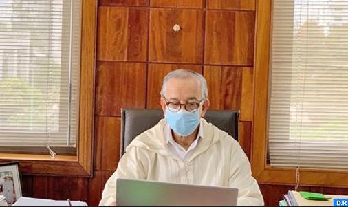 Le président délégué du CSPJ plaide pour l'adhésion de tous au chantier du Tribunal numérique