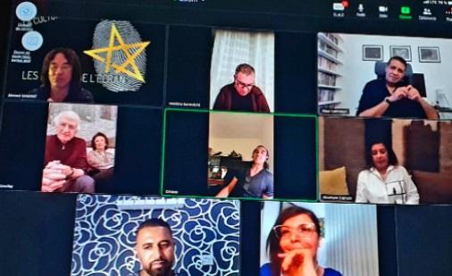 Débat sur la place de la culture  dans le Maroc d'après-pandémie