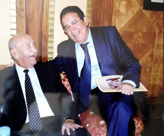 Mémoire partagée  : L'autre  Abderrahmane El Youssoufi