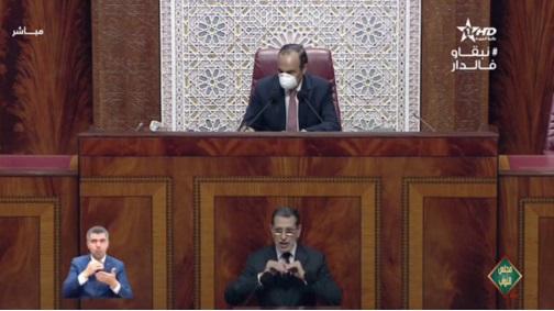 """Le chef du gouvernement corrobore """"les fuites"""" d'avant son intervention devant le Parlement"""