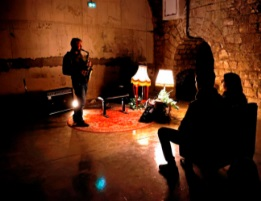 Des concerts de jazz pour spectateur solitaire