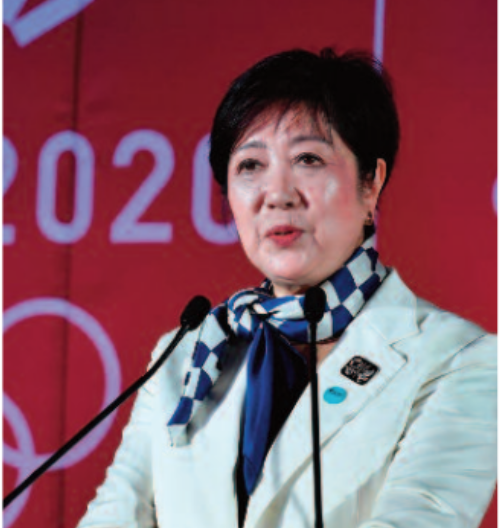 Yuriko Koike : Les JO de Tokyo seront sûrs