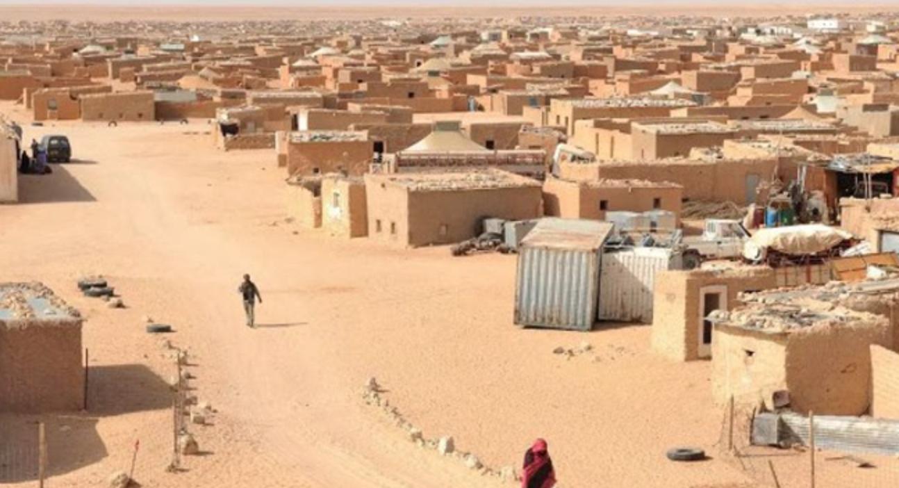 Les camps de Tindouf sont peuplés de Touaregs et d'étrangers