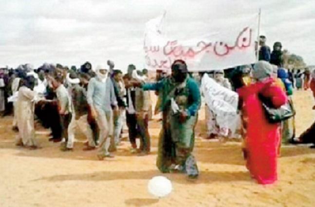 Levée de boucliers des ONG des droits de l'Homme contre la terreur polisarienne