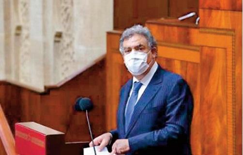 Abdelouafi Laftit loue l'action des partis et des syndicats face à la crise sanitaire