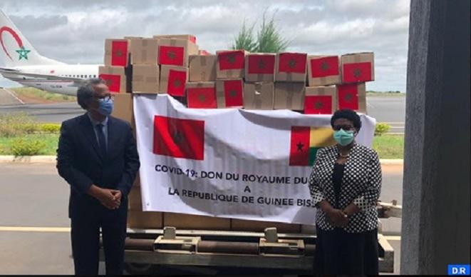 Le président bissau-guinéen Umaro Sissoco Embaló